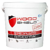 Огнебиозащита Woodshield
